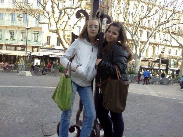 Moi et elle <3