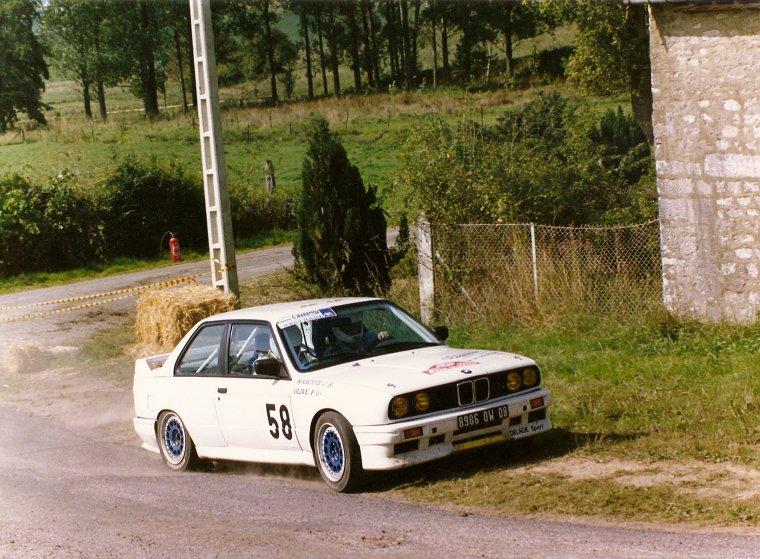 16 Septembre 1990 - RALLYE DES ARDENNES (08)