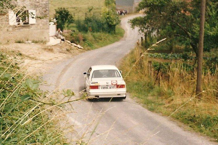 2 Juillet 1989 - RALLYE DES COTEAUX (51)