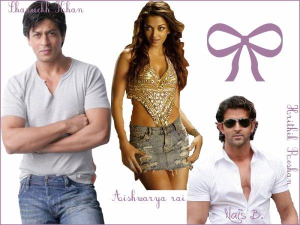 Les meilleurs acteurs indiens.