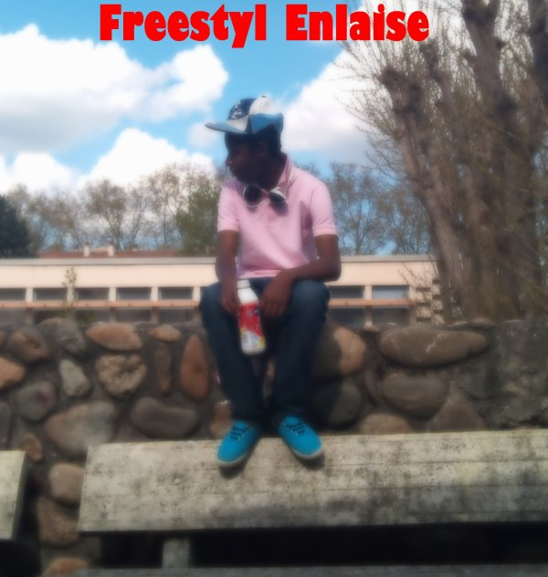 Izak Officiel Freestyl Enlaise  (2012)