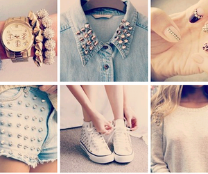 style clouté! ♥*-*