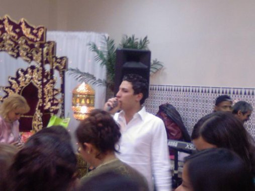 houari manar une  nuit  hbaale  avec  fréro haamii    mariage  samir  3aajaal