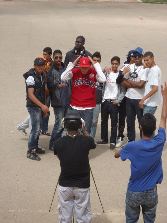 "Live"" Tournage Video Clip MM-Jo # Im So Hood #"