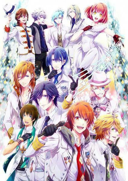 Uta no prince-sama : Maji Love Revolution