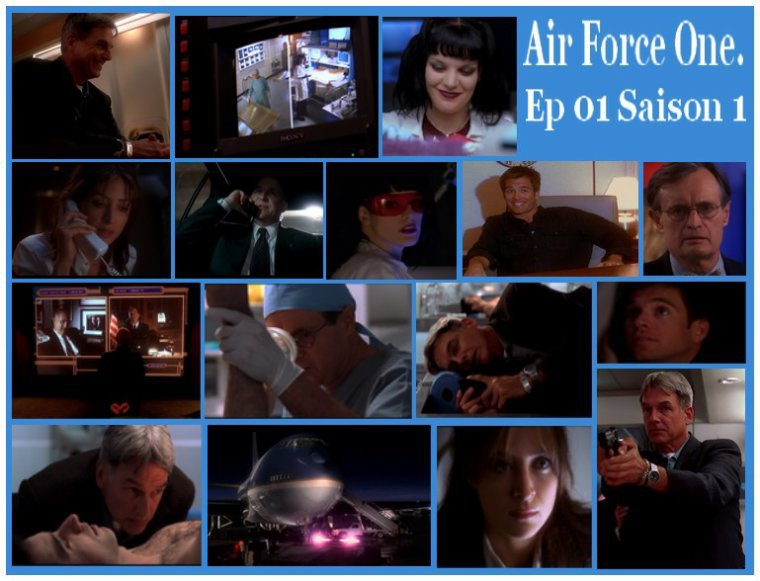 """ Saison 1 = Episode 01 Air Force One."