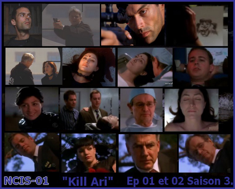 """ Saison 3 - Episode 01 et 02 = Kill Ari."