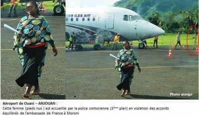 Comores : Anjouan se rend complice de déplacements forcés de population *