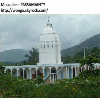 Mayotte: nouveau département polygame et musulman à 95% .