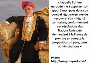 COMORES / MAYOTTE: SAMBI INTERPELLE L'UNION EUROPEENNE