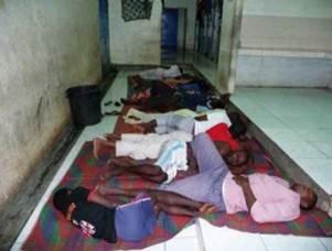 COMORES : LES INDIGNES DU CRA DE MAYOTTE ?