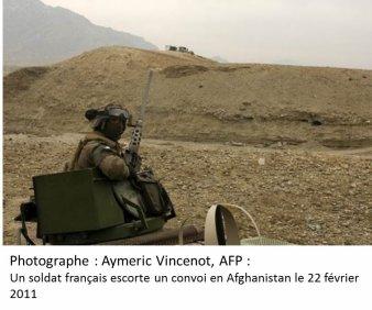 Afghanistan : cinq soldats français et un civil afghan tués dans un attentat suicide