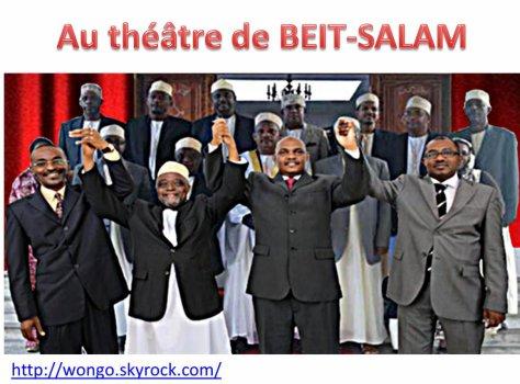 COMORES / Audition du patron de la SCH: Un grand moment de comédie à Beit-salam