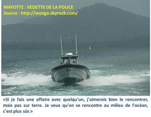 COMORES : A Mayotte, le jeu des gendarmes et des dealers