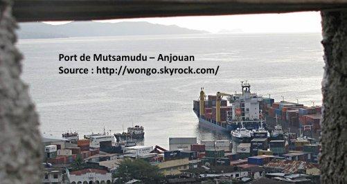 COMORES / Ports : Fallait-il renouveler le contrat d'Al-marwan?