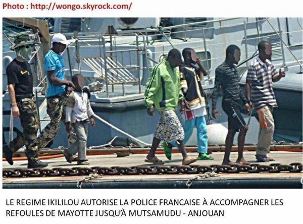 COMORES : LA HAUTE TRAHISON DU NOUVEAU GOUVERNEMENT