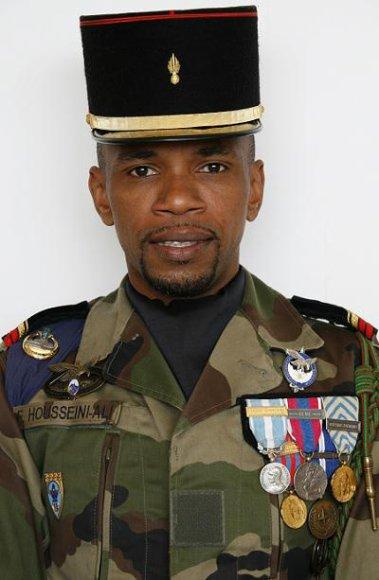 Comores / France : Caporal-chef Facrou Housseini Ali, mort pour la France