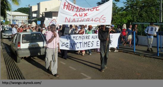 Transports. Une des cinq premières causes de mortalité  aux Comores