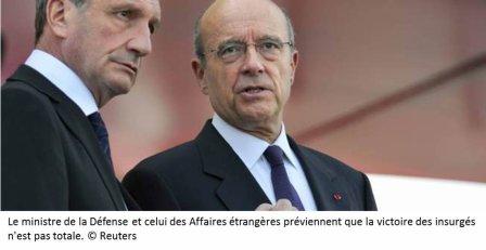Libye : la diplomatie française joue la prudence sur la situation à Tripoli