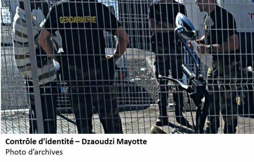MAYOTTE : Un contrôle tourne mal à Kwalé