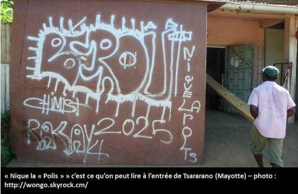 Mayotte : Des policiers attaqués après un contrôle d'identité