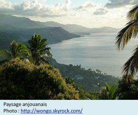 COMORES : ANJOUAN, L'ILE AU PARFUM PAR EXCELLENCE