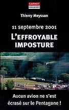ATTENTATS AUX ETATS UNIS : La face cachée du 11 Septembre