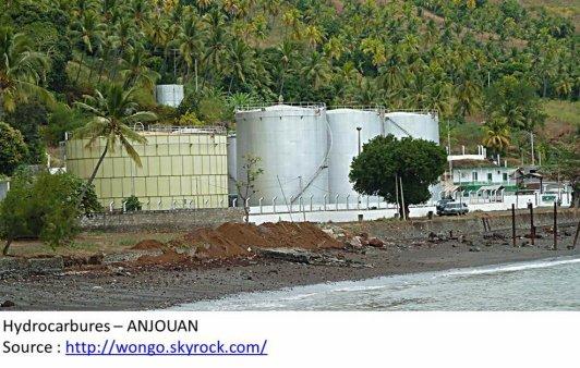 Comores : Le pétrole manque à Anjouan