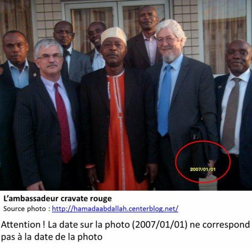 COMORES : Le nouvel ambassadeur de France est arrivé à Moroni