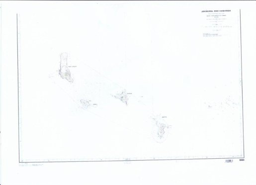 Délimitation des frontières entre les Comores, la Tanzanie et le Mozambique.