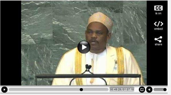 Comores / 66ème AGNU : IKILILOU vise à dédouaner la responsabilité de la France