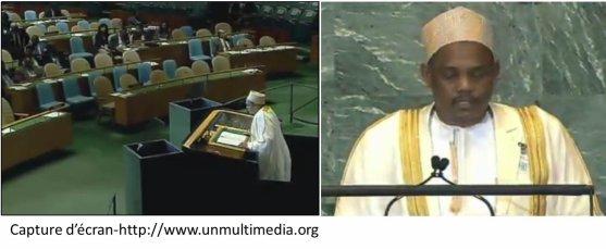 Le président des Comores, Dr IKILILOU a raté sa 1ère AGNU