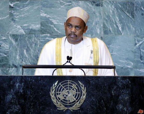 COMORES / IKILILOU A L'ONU : LA DECEPTION