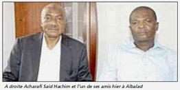 COMORES / Nominations : Achirafi Said Hachim s'estime «humilié»