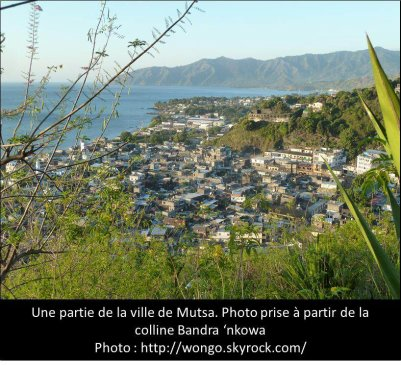 COMORES : Quand Mutsa coule ses betons...
