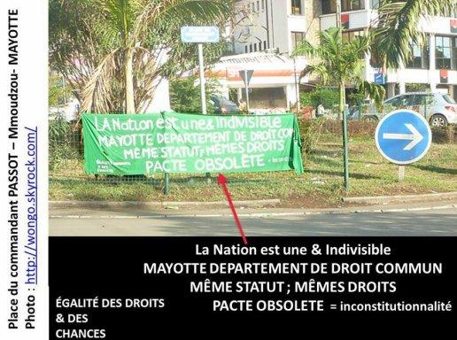 """COMORES / Mayotte: les départements demandent à l'Etat des mesures """"en urgence"""""""