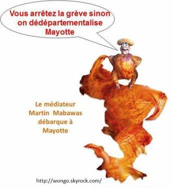 COMORES / Crise à Mayotte: un médiateur nommé