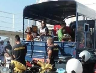 COMORES / Mayotte : La police expulse les manifestants contre la vie chère, vers ANJOUAN