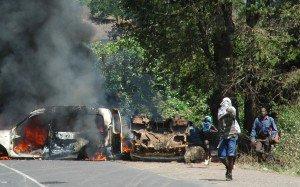 MAYOTTE / Violences raciales: Le tournant ethnique du conflit