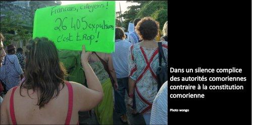 COMORES / Mayotte : la justice fait droit à la raison.