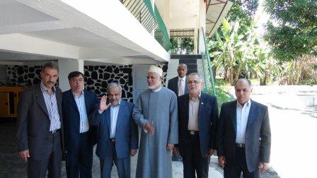 COMORES: LE VICE-MINISTRE IRANIEN RECU AU DOMICILE DE SAMBI
