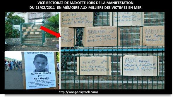 MAYOTTE / Cimade: La préfecture encore condamnée par le Tribunal Administratif