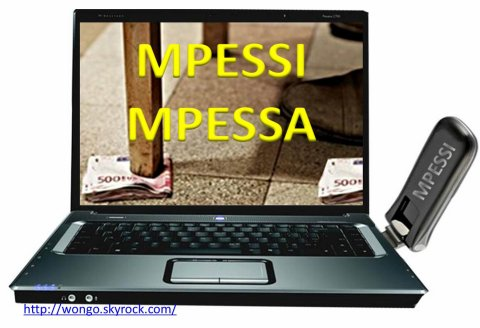 """COMORES / Internet : La """"clé Mpessi"""" critiquée par les usagers"""