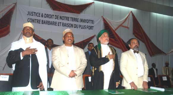 COMORES / 12 novembre : Joyeuses fêtes quand même !