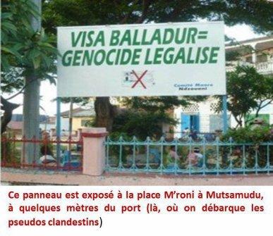 """COMORES : """"Notre diplomatie ne peut pas se limiter à un face à face, entre la France et les Comores..."""""""