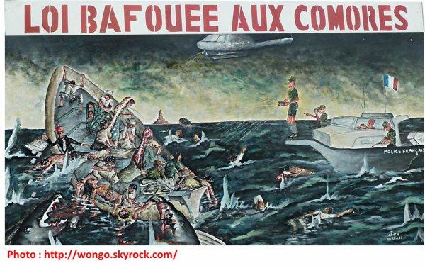LOI BAFOUEE AUX COMORES : NO COMMENT