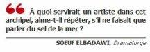 Soeuf Elbadawi, le démon de l'archipel des Comores