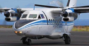 Interdiction confirmée d'Air service Comores