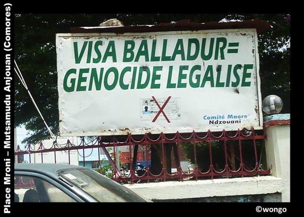 COMORES  : UN AUTRE NAUFRAGE D'UN KWASSA A FAIT PLUSIEURS MORTS HIER