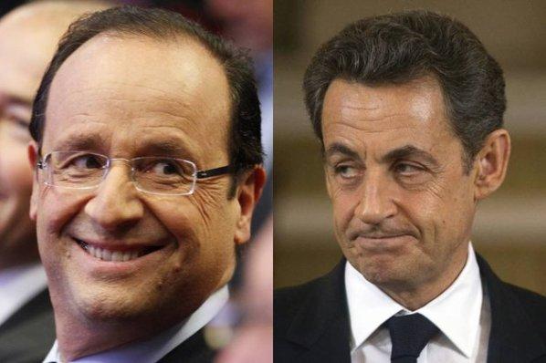 Le discours de Sarkozy conforte Hollande